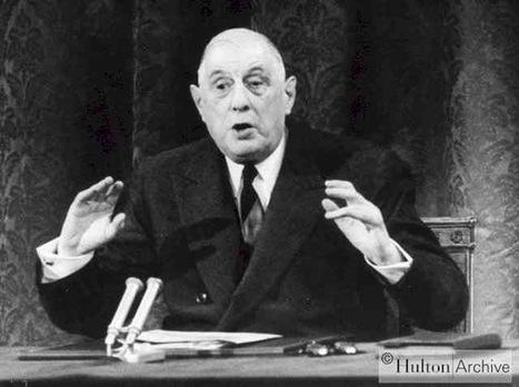 » [Mémoire] Charles de Gaulle sur l'or et le système monétaire (1/2) | Ou va l'economie ? Reflexions pour une nouvelle donne. | Scoop.it