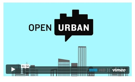 OpenUrban:  a powerful TOOL for people to understand how their cities and communities are changing | actions de concertation citoyenne | Scoop.it