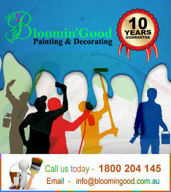 Painters Abbotsford - Bloomin'Good Painting and Decorating | Bloomin'Good | Scoop.it