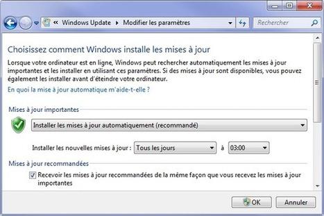 Microsoft active les mises à jour automatiques sans votre consentement | Geeks | Scoop.it