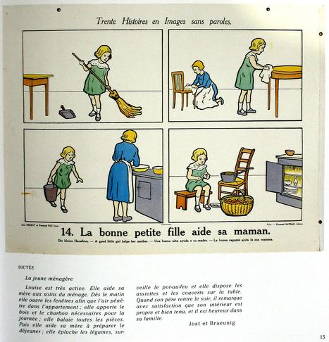 Nettoyer, balayer, astiquer: le ménage est-il une simple corvée ? | 7 milliards de voisins | Scoop.it