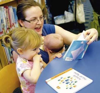 PRINCETON: Library promotes childhood literacy with '1,000 books' challenge | Libraries and education futures | Scoop.it