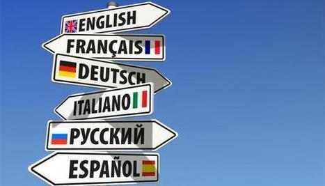 Le français en seconde place des langues les plus étudiées d'Europe   LittArt   Scoop.it