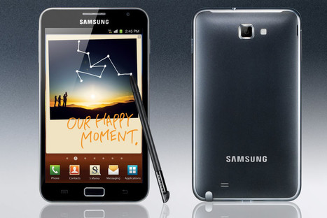 Samsung are About to Do It Again with the Note 4 | Galaxy Note 4 | Scoop.it