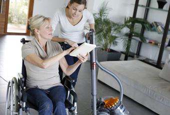 Un handicap de 50 % permet de partir plus tôt à la retraite - Retraite de base - Le Particulier | Prévoyance-Retraite-Placements | Scoop.it