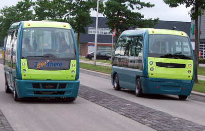 Λεωφορεία χωρίς οδηγό στα Τρίκαλα | ΜΕΣΑ ΜΑΖΙΚΗΣ ΜΕΤΑΦΟΡΑΣ | Scoop.it