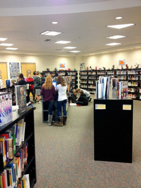 Wait, the library is CLOSED? | Teacher Librarians: Networking and Professional Development. | Scoop.it