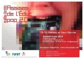 Suivez les Assises de l'Education Populaire 2.0 en direct ! [solidrnet]   ESS & Usages innovants   Scoop.it