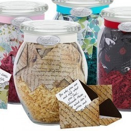 Jars of Notes - Christmas Gifts | Christmas Gifts For Every Occasion | Scoop.it
