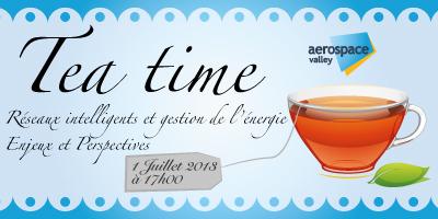 Tea time : Réseaux intelligents et gestion de l'énergie le 1er Juillet 2013 dès 17h00 à La Cantine Toulouse | La Cantine Toulouse | Scoop.it