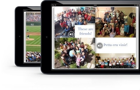 Book Creator for iPad - educational app for teachers, parents and kids | Technology | Scoop.it