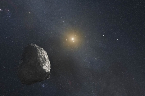 New Dwarf Planet Found in Our Solar System #astronomy #science | Limitless learning Universe | Scoop.it