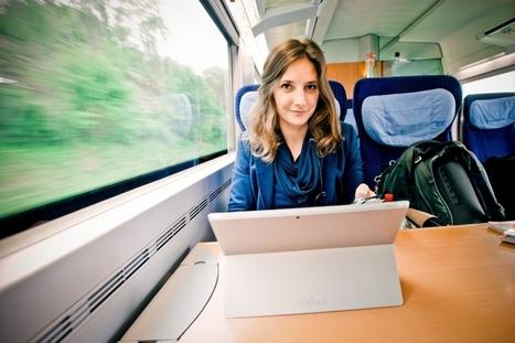 Leonie Müller - Elle a choisi de vivre... dans un train | Français Langue étrangère | Scoop.it