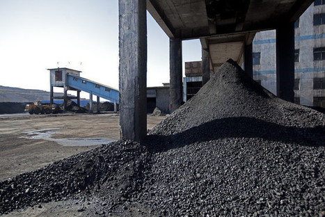 China Coal-Fired Economy Dying of Thirst as Mines Lack Water (2) | china | Scoop.it