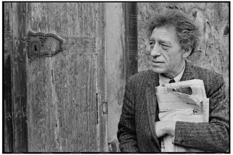 Giacometti en la lente de su amigo Cartier-Bresson - SWI swissinfo.ch | música | Scoop.it