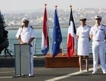 Leiding antipiraterijmissie over aan Frankrijk - Den Helder Actueel   Anti-piraterij   Scoop.it