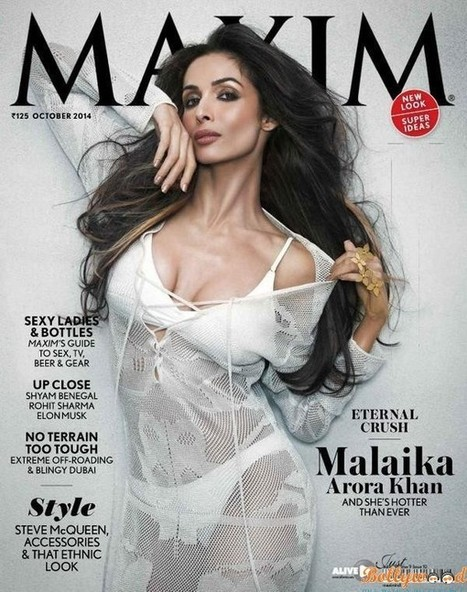 Malaika Arora Khan Maxim photoshoot for October issue   justbollywood   Scoop.it