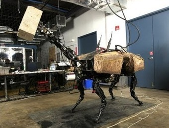 Boston Dynamics Unveils BigDog's Dynamic Robotic Manipulation ~ The *Official AndreasCY* | The *Official AndreasCY* Daily Magazine
