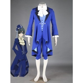 Black Butler Ciel Phantomhive Dance Suit | Cosplay Costumes | Scoop.it