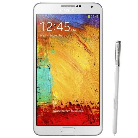 Samsung Galaxy Note 3 Released - The Next Generation Smartphone - Geeky Android - News, Tutorials, Guides, Reviews On Android | Android Discussions | Scoop.it