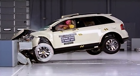 See What Happens To Your Body During A Car Crash: Video - Motor Authority | OHS-Medicine | Scoop.it