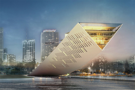 dror's miamilift wins dawntown's 2013 landmark miami competition | Inspired By Design | Scoop.it