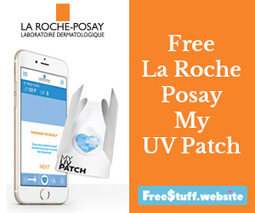 Free La Roche Posay My UV Patch | Instrumental cosmetics | Scoop.it