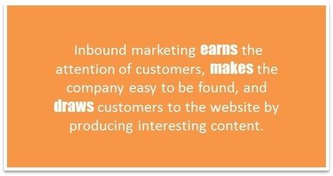 17 Best Inbound Marketing Blogs 2013 - Mashbout | Digital Footprint | Scoop.it