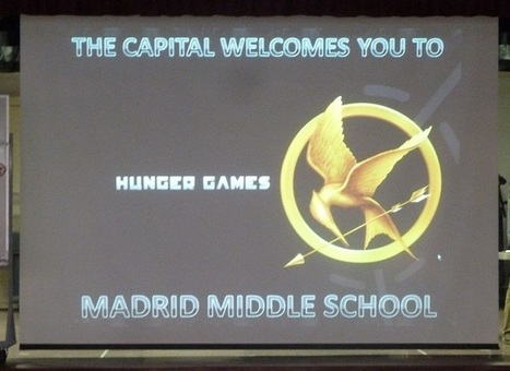 THINK Together's Middle School Students in Los Angeles Re-enact 'The Hunger Games' « THINK Together | Hunger Games in the Library (and other classrooms) | Scoop.it