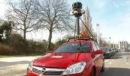 Google Street View à nouveau sous l'œil de la justice pour vol de donn... | Data privacy & security | Scoop.it