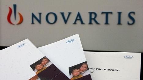 L'avenir s'annonce brillant pour Novartis et Roche | Le monde pharmaceutique | Scoop.it