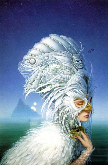 A Visual History of the Best Professional Artist Hugo Award Winners | Tor.com | For Art's Sake-1 | Scoop.it