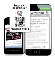[ETUDE DE CAS] Vêt'Affaires recrute et fidélise via le mobile to store   Couponing, M-Couponing, E-Couponing, M-Wallet & Co.   Scoop.it