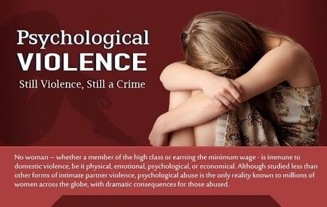 Stop alla Violenza Psicologica! | Dr Elena De Franceschi | Scoop.it