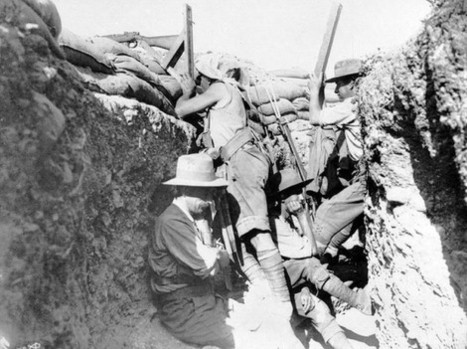 Historians uncover the truth of Gallipoli's underground war between Diggers ... - Sydney Morning Herald | History | Scoop.it
