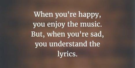 Tweet from @landpsychology | ☊ ☊ Harmony60 Music ☊ ☊ | Scoop.it
