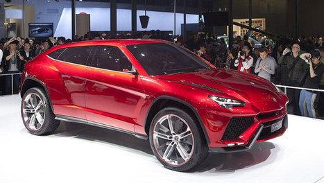 Lamborghini : Stephan Winkelmann confirme l'Urus | Le commerce et marketing dans le monde de l'automobile | Scoop.it