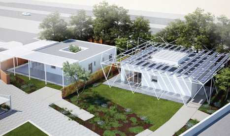 Qatar's First Passivhaus on Track for 2013 Completion | Green Prophet | Green Cyprus | Scoop.it