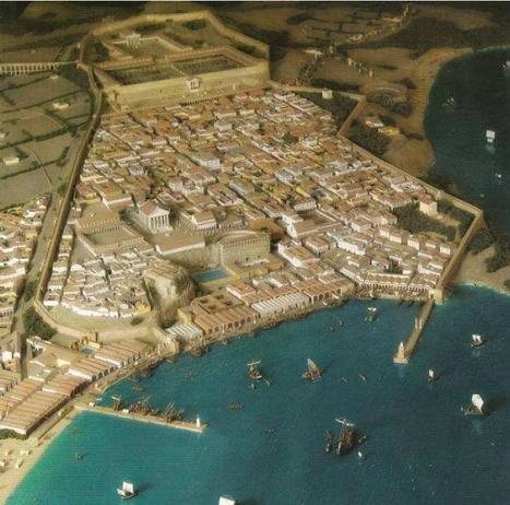 Tàrraco a l'època Romana | Camp d'Aprenentatge de Tarragona | Mundo Clásico | Scoop.it