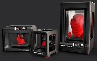 MakerBot's Creative Revolution Runs on Linux | Raspberry Pi | Scoop.it