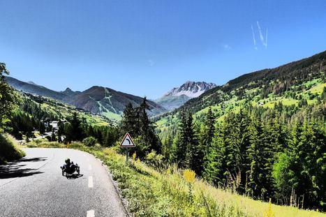 Handicapé, il gravit les Alpes en vélo couché   Handicap, Mobilité et Vivre Ensemble   Scoop.it