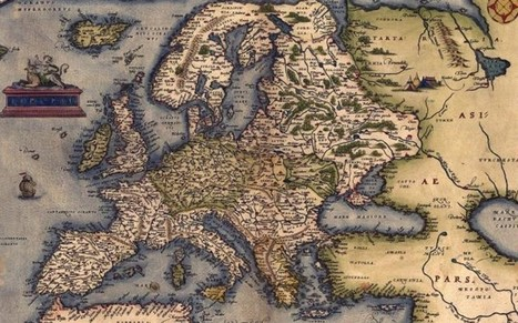 The Ancient Paths: Discovering the Lost Map of Celtic Europe, review - Telegraph.co.uk | Greek & Roman History | Scoop.it