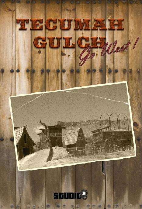 Sortie de Go West pour Tecumach Gulch ! | Jeux de Rôle | Scoop.it