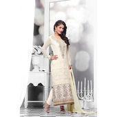 Viva N Diva Orange Color Pure Georgette Salwar Suit. - Getbuygo.com   Online Shopping Store   Online Book Shopping   Scoop.it