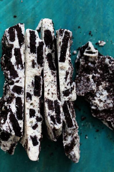 Cookies and Cream Oreo Bark | Great Recipes | Scoop.it