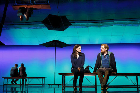 New Broadway Musical 'If/Then' Explores One Woman With Two Lives - Wall Street Journal   BROADWAY DANCING   Scoop.it