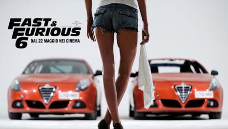 Vidéo : l'Alfa Romeo Giulietta en vedette dans Fast and Furious 6 - Turbo.fr   Marketing et Automobile   Scoop.it