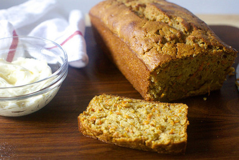 carrot cake with cider and olive oil | smitten kitchen | Food for Foodies | Scoop.it