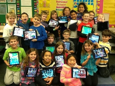 We're Using iPads in 2nd Grade!: iPads Are Here!!! | Neoeducation | Scoop.it
