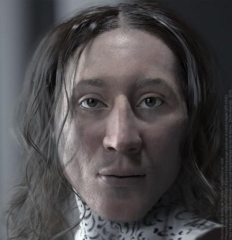Thomas Craven ou la résurrection en 3D d'un protestant anglais mort à Paris en 1636 | Nos Racines | Scoop.it